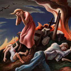 """Perilous Visions"" - Thomas Hart Benton Exhibit - August 2018 thru Spring 2019 - State Historical Society of Missouri (Columbia) @ The State Historical Society of Missouri -  | Columbia | Missouri | United States"