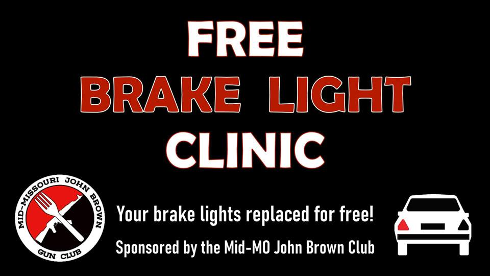 FREE Brake Light Clinic - Saturday 10.26.2019 - Job Point - 11am-4pm @ Job Point | Columbia | Missouri | United States