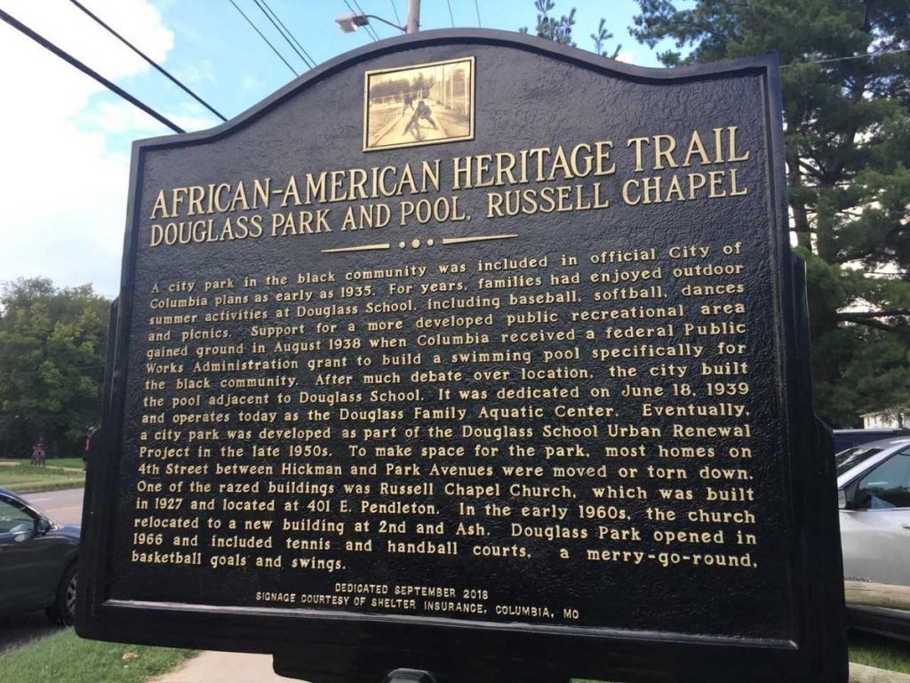 Columbia African-American Heritage Trail Unveiling Event - Wednesday 10.23.2019 - Blind Boone Home - 4pm @ JW Blind Boone Home | Columbia | Missouri | United States