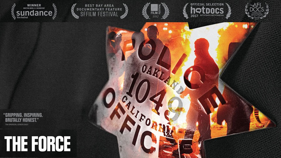 The Force (TV-MA) - Movie Screening Event and Discussion - TONIGHT Thursday 10.10.2019 - Ragtag Theatre - 7-10pm @ Ragtag Theater | Columbia | Missouri | United States