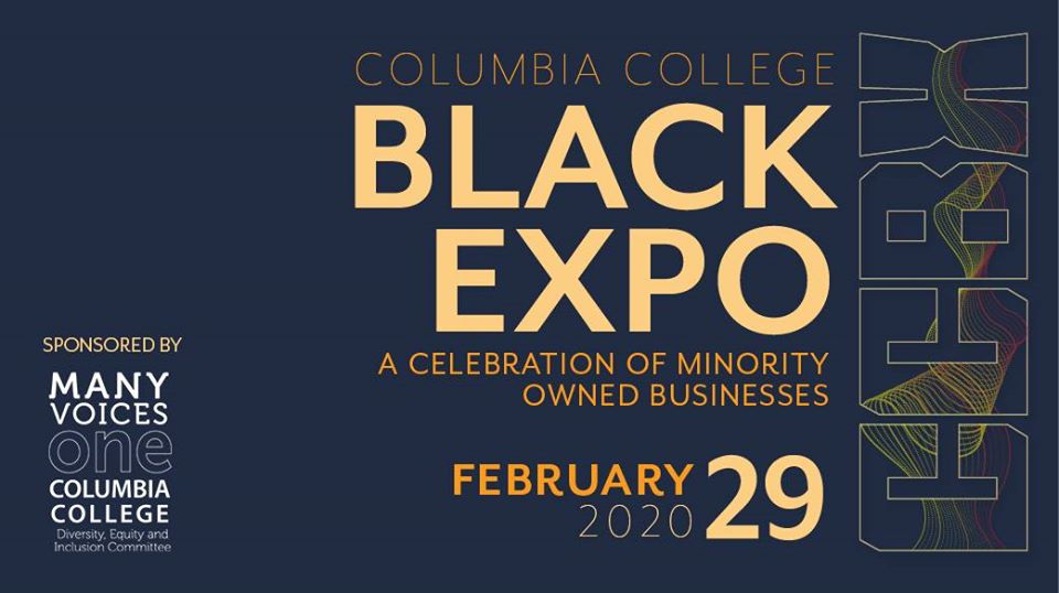 Columbia College 2020 Black Expo - CORRECTED DATE:  Saturday 2.29.2020 - Southwell Athletic Complex - 10am-2pm @ Columbia College Southwell Athletic Complex | Columbia | Missouri | United States