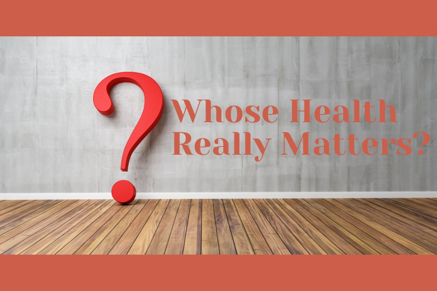 Whose Health Really Matters? (Part 1 or 3) Monday 2.10.2020 - Columbia/Boone County Public Health & Human Services - @ Columbia/Boone County PHHS Dept | Columbia | Missouri | United States